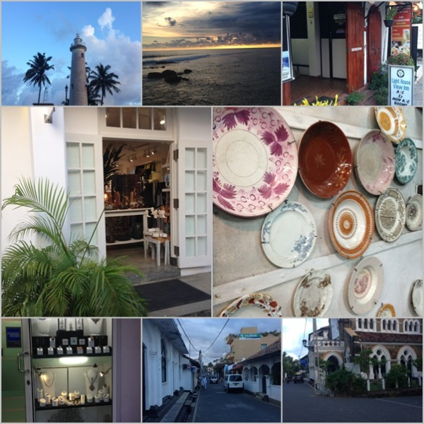 collage galle fort