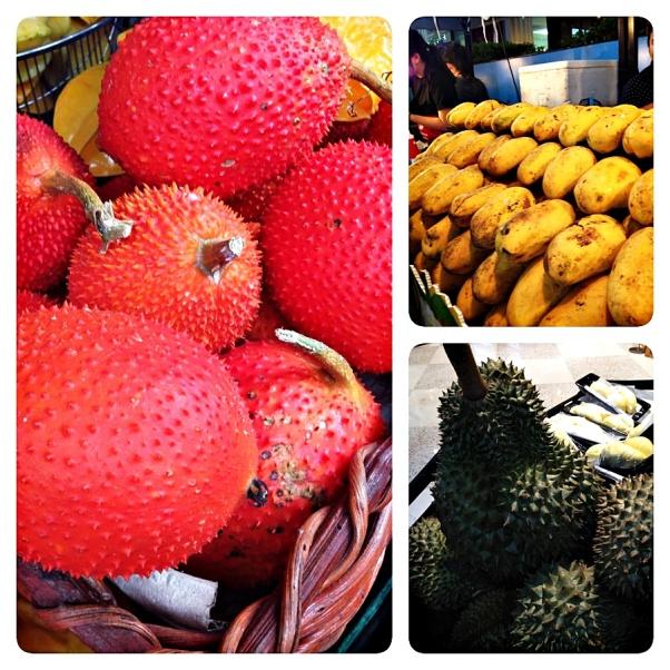 Fruits thailand