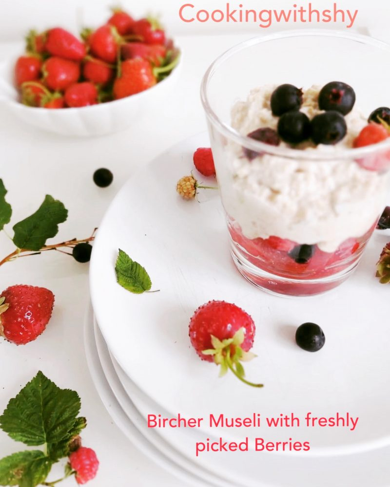 Bircher Muesli: A Breakfast Favorite